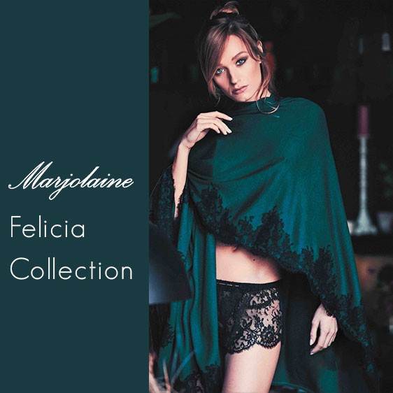 Marjolaine lingerie hiver 2018 2019 new collection 2018