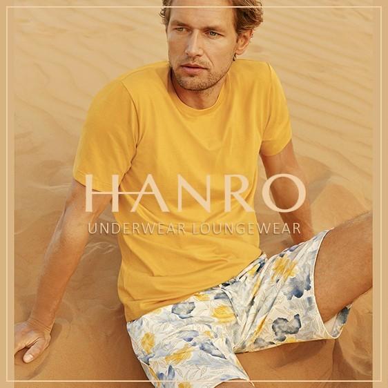 Hanro for men nightwear lingeri underwear