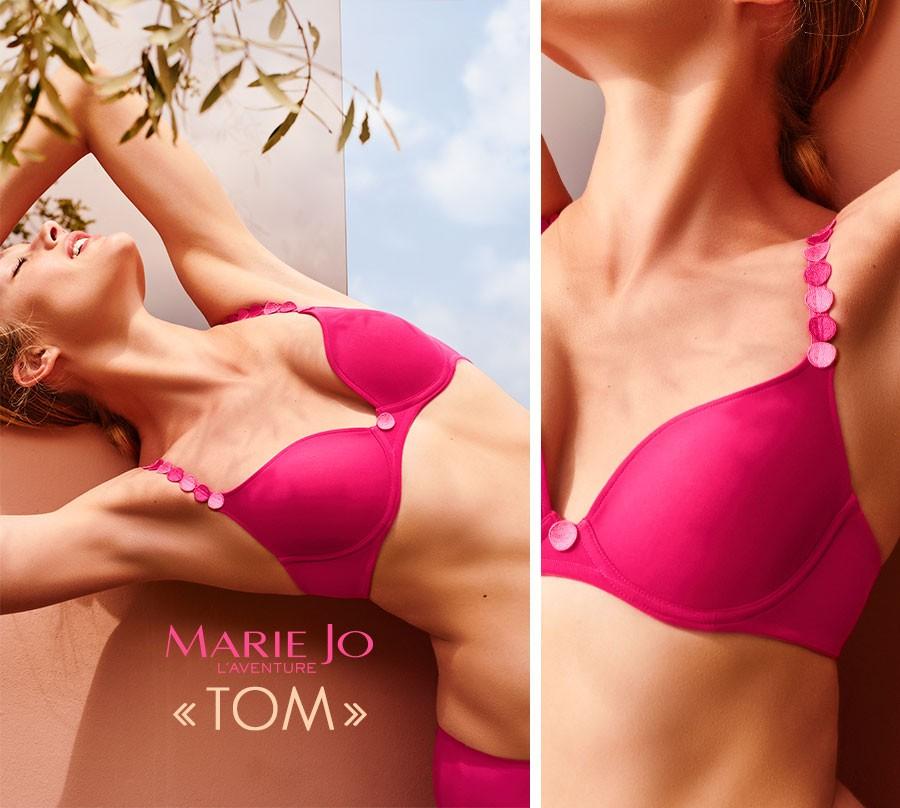 Marie Jo L'Aventure - Tom