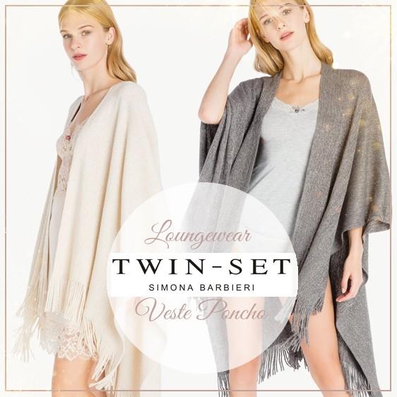 Twinset loungewear vêtement 2018