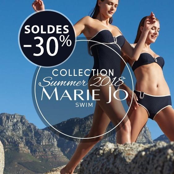 Marie Jo Swim nouvelle collection été 2018 Brigitte