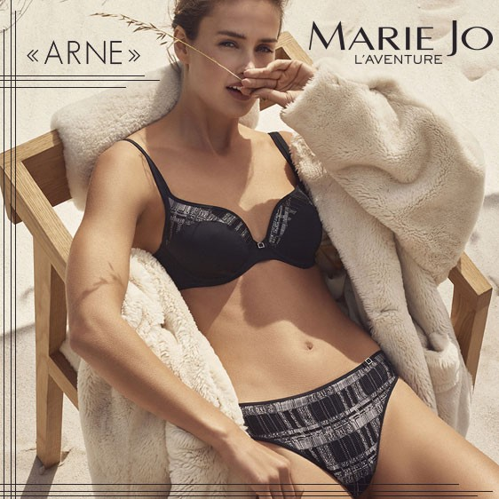 Marie Jo L'Aventure nouvelle collection hiver 2018 2019 Arne