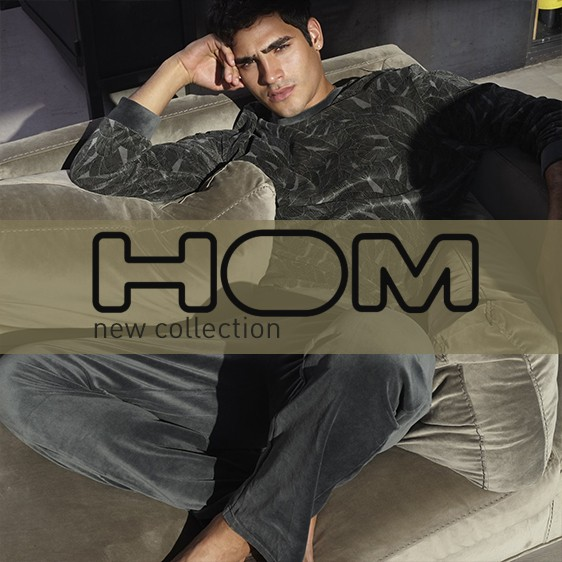 Hom New collection winter 2019