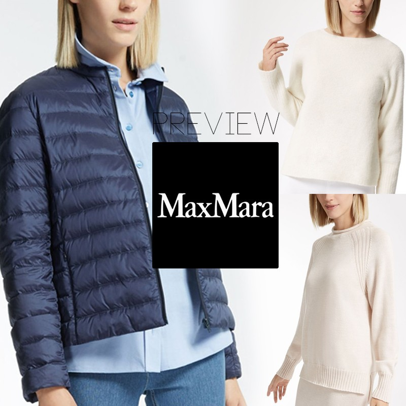 Max Mara Leisure ready to wear for women collection 2017 Max Mara collection 2017 2018 fall winter